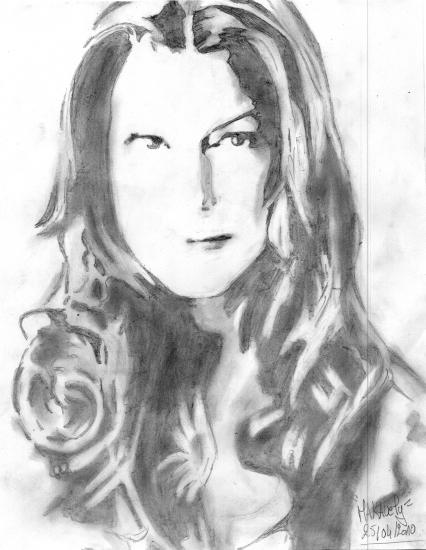 Fergie por nikkaz97128